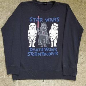 2000s Star Wars Sweater